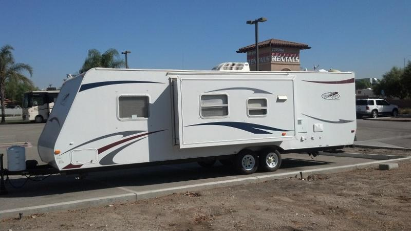 27' Trailsport Travel Trailer | Trailers | West Coast RV