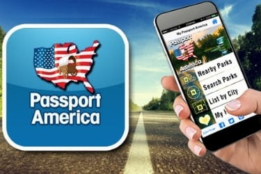 Passport America App