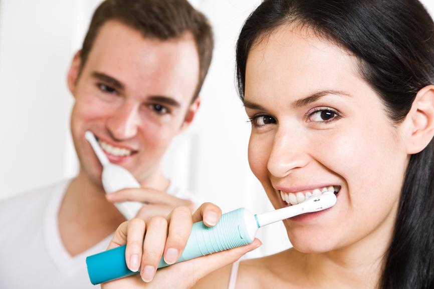 Električna zobna ščetka