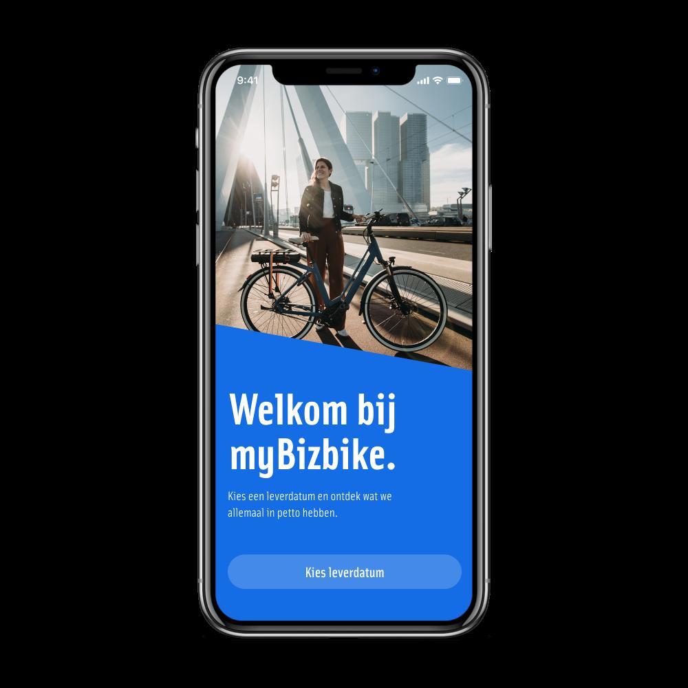 A digital companion for your e-bike.