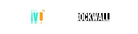 Main iV Bars Rockwall Texas logo