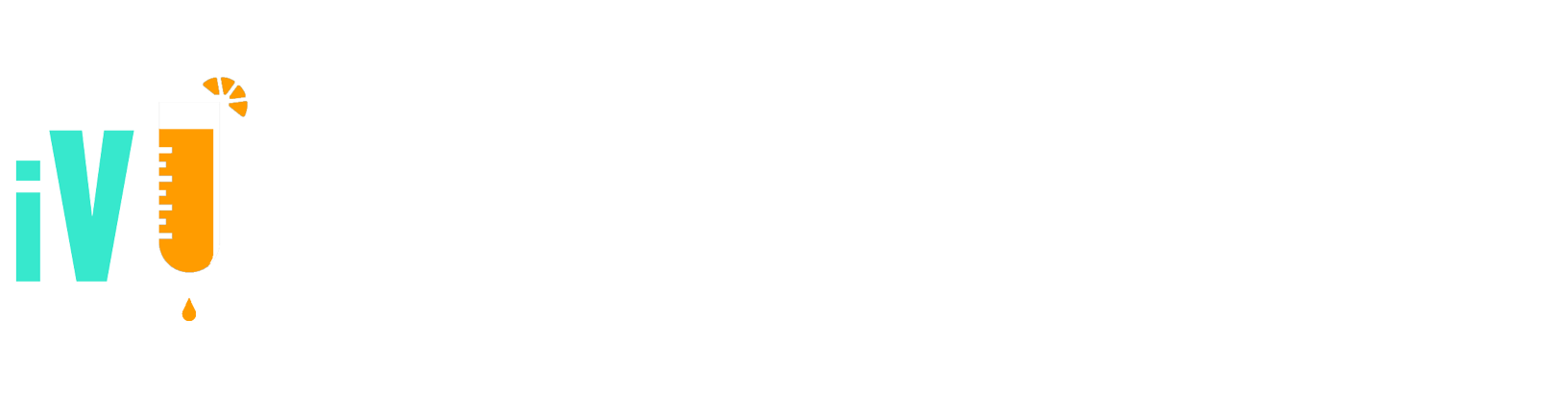 Main iV Bars Indianapolis Indiana logo white