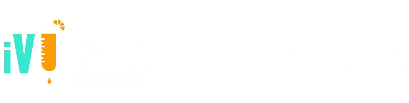 logo of iV bars Indianapolis Indiana