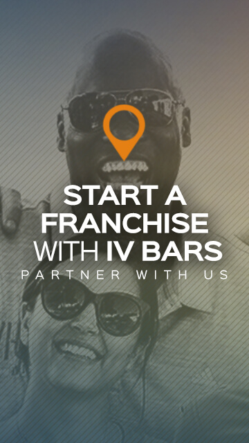 Start your iV Bars Franchise