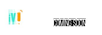 white logo of iV bars Addison Texas