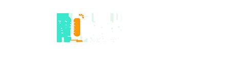 Main iV Bars Austin Texas logo white