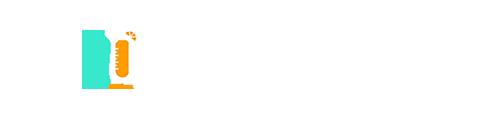 White iV Bars Long Island New York logo