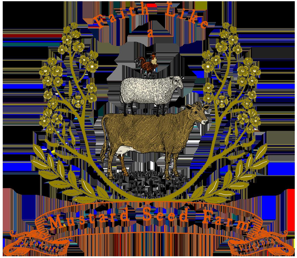 Faith Like a Mustard Seed Farm Logo