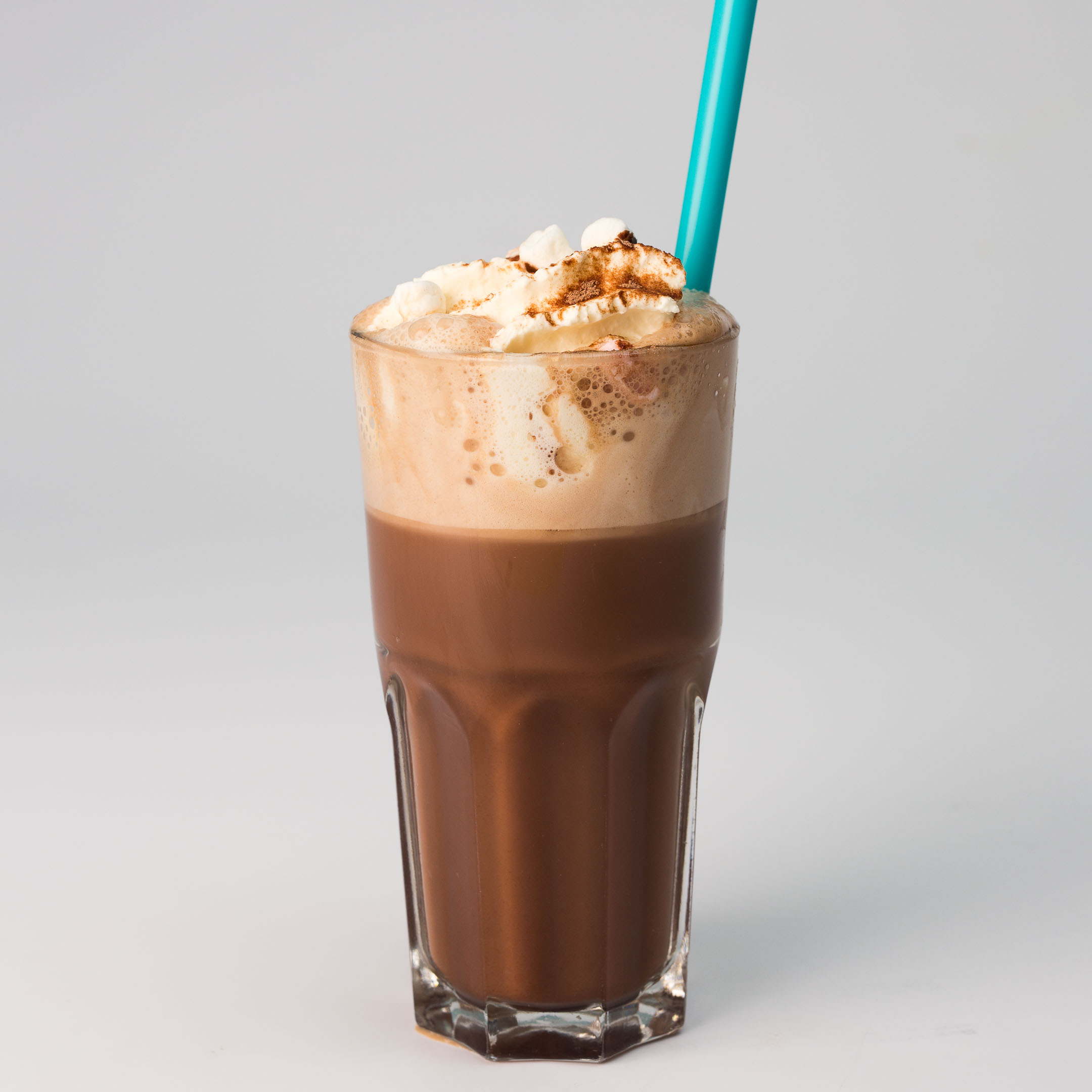 Varm choklad produktfoto