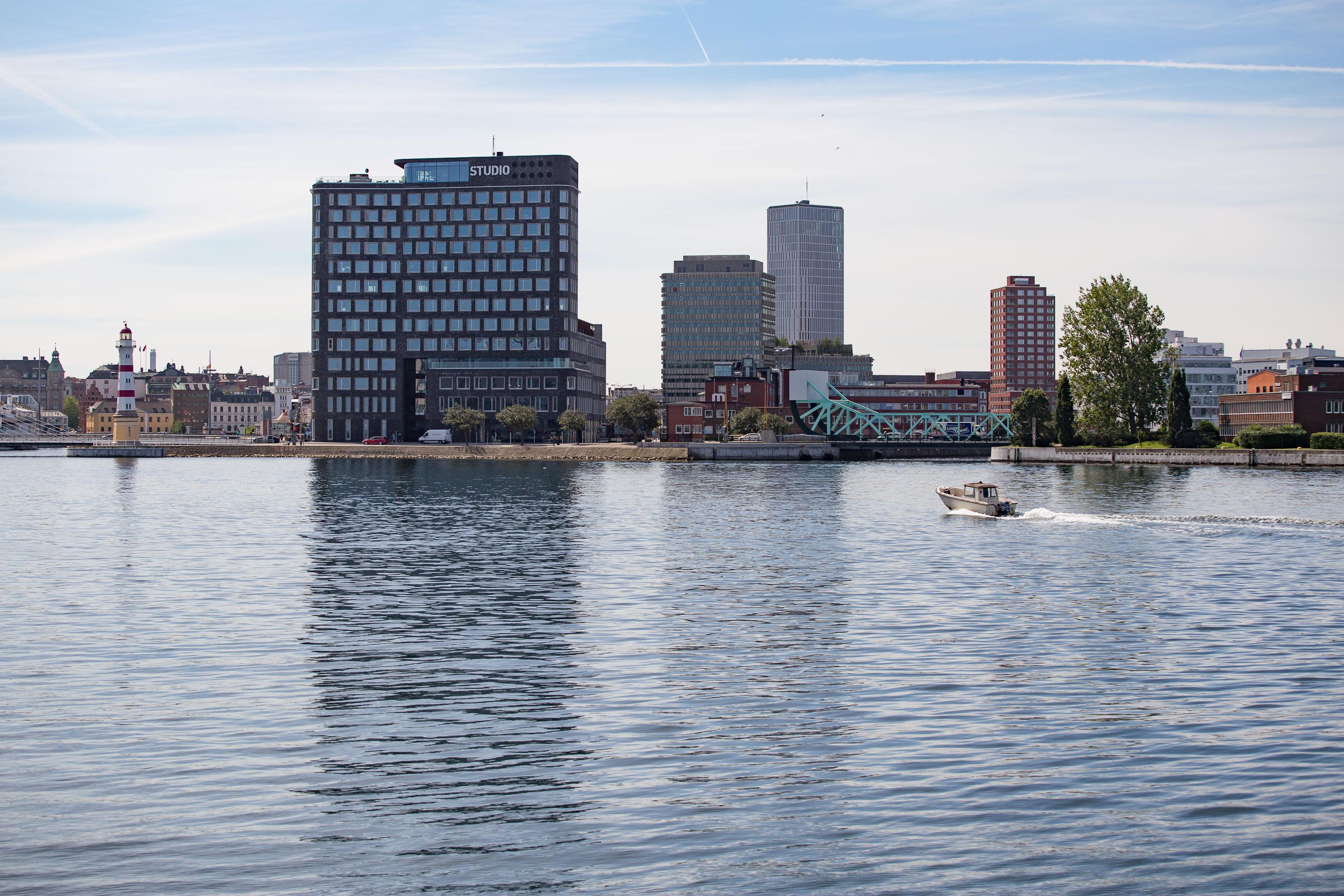 Studio arkitektfoto i Malmö