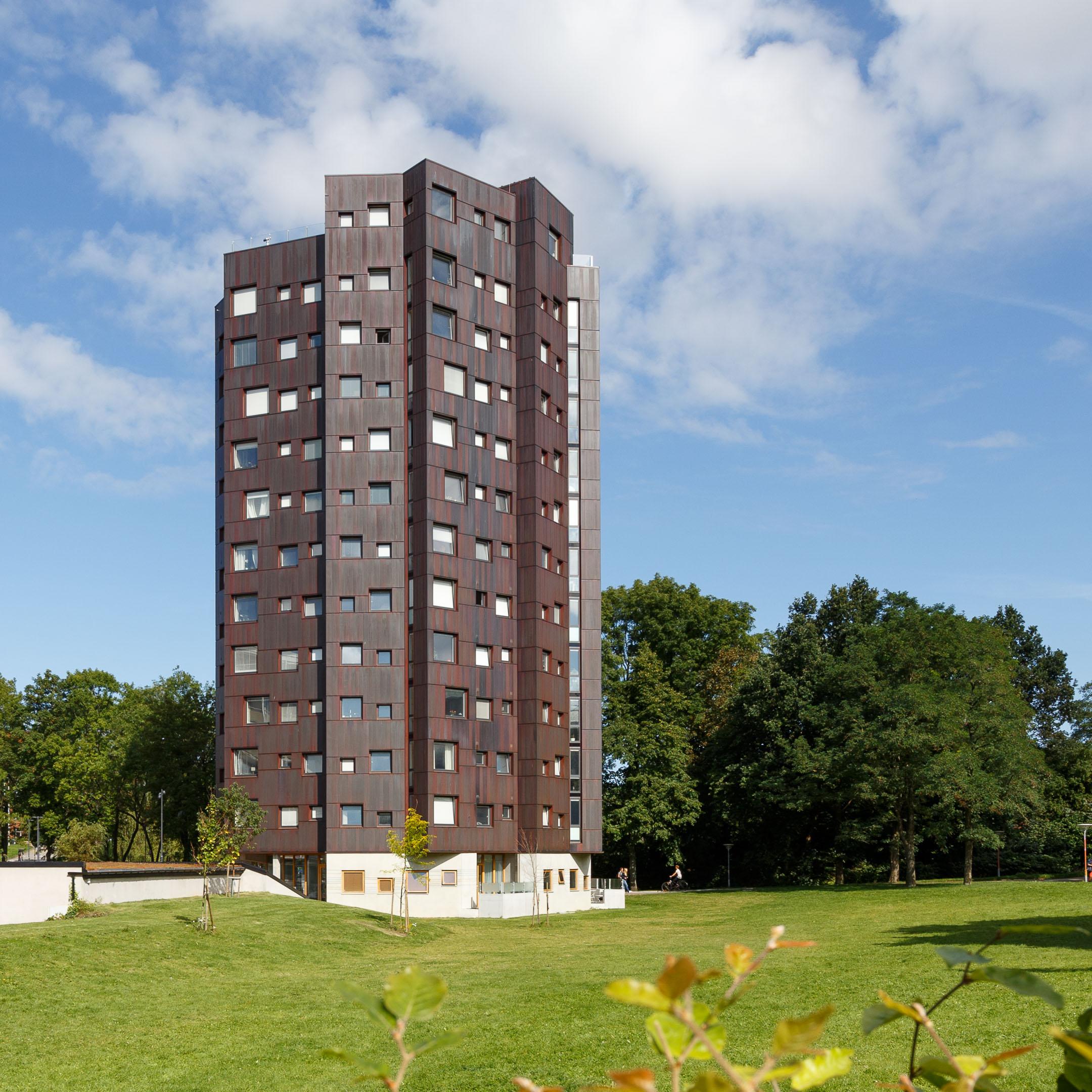 Tornet Helsingkrona i Lund