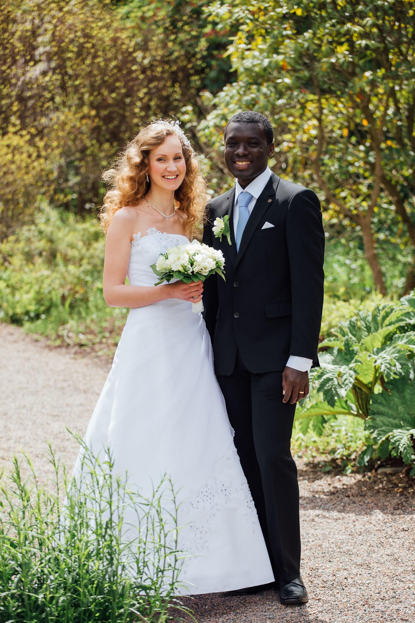 Sommarbröllop i Lund