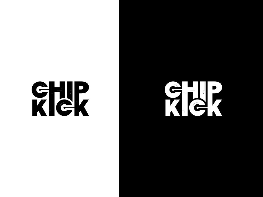 black and white logo comparison