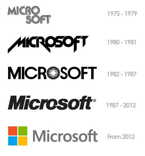 microsoft words logos