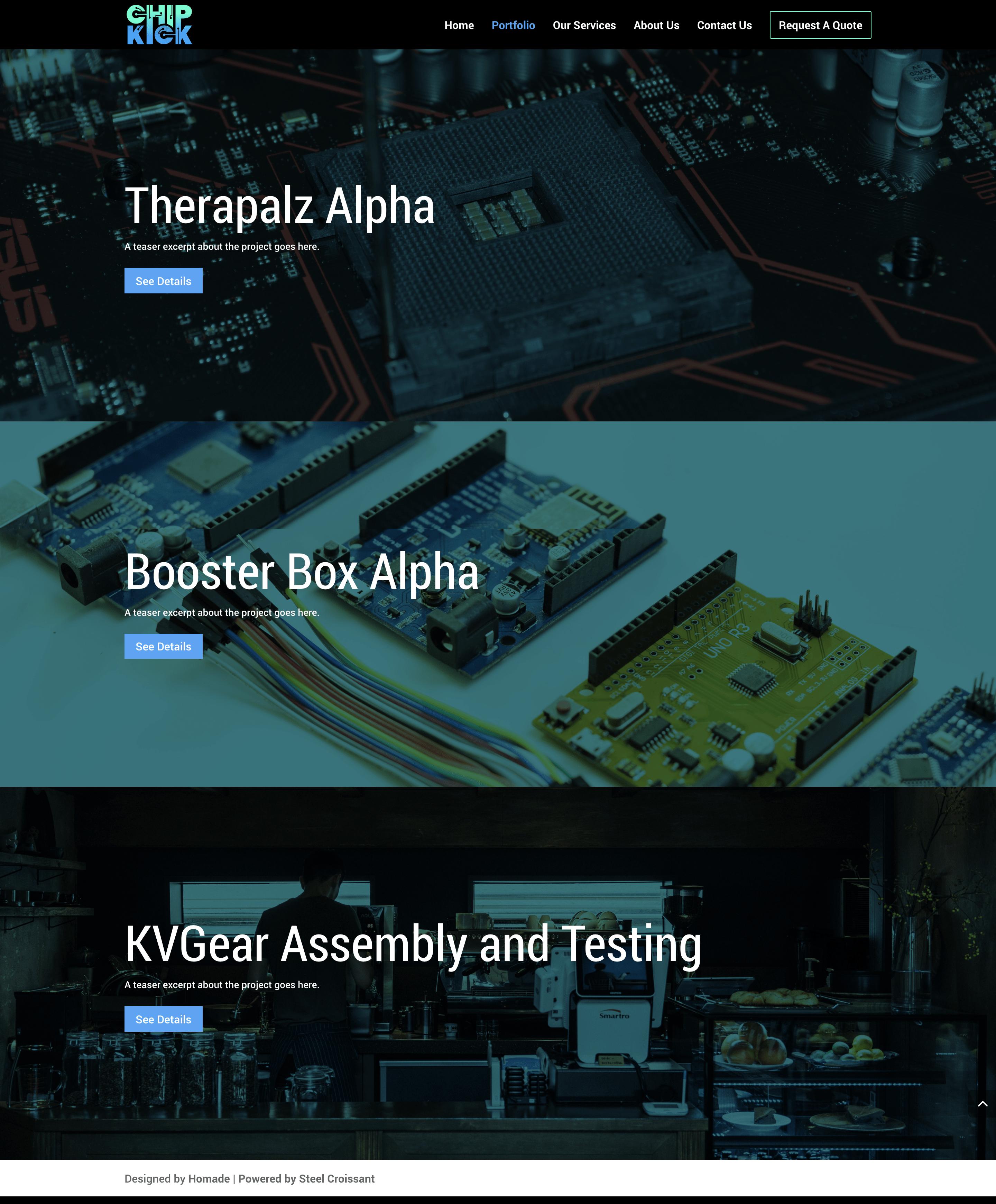 portfolio-web-page