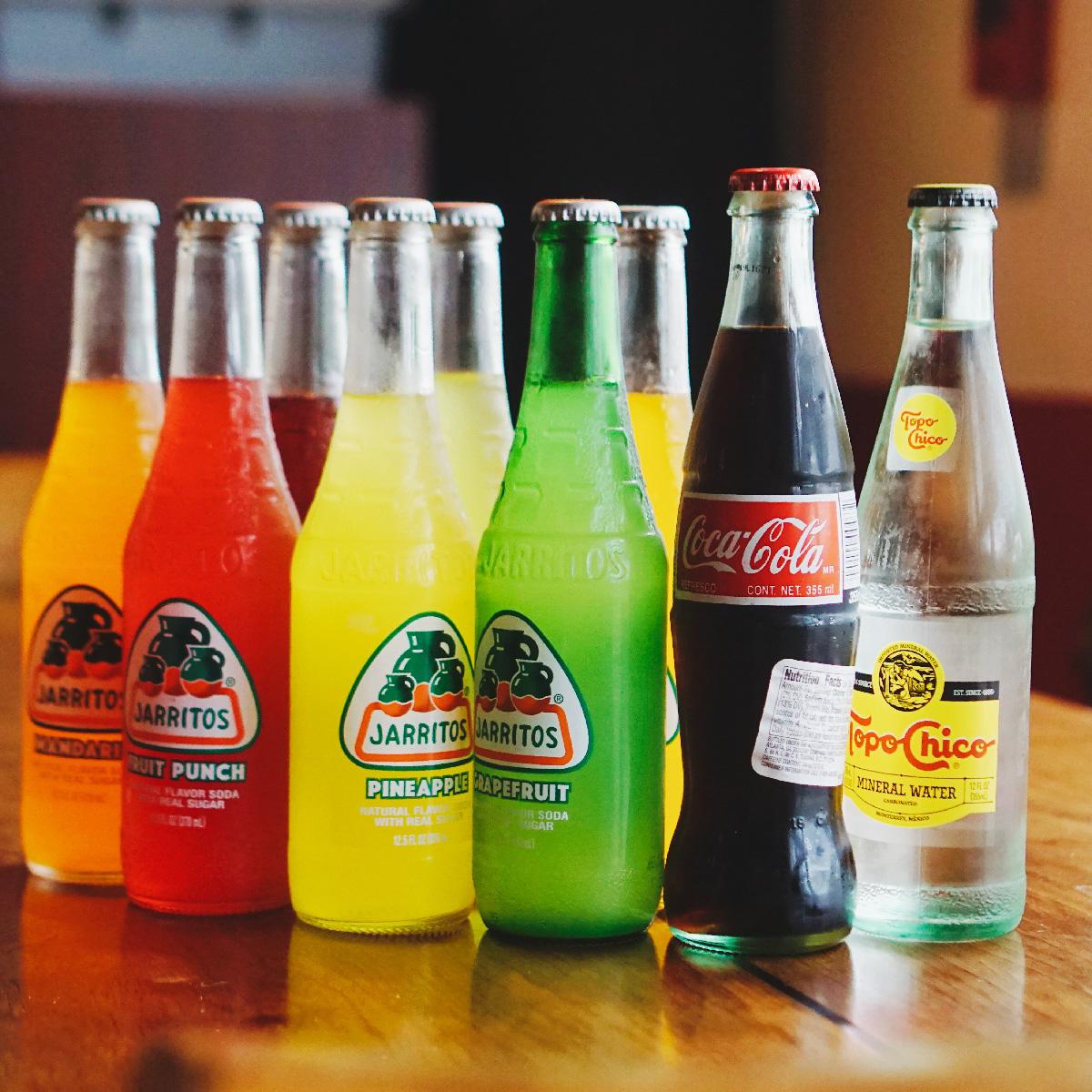 Sodas | Imported