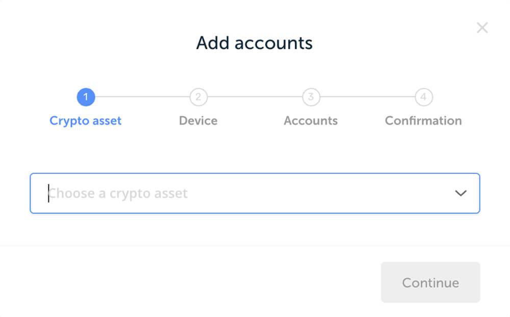 Bitcoin Wallet Account
