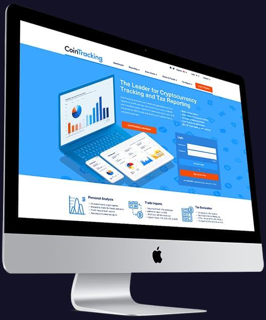 Cointracking Software Steuererklärung