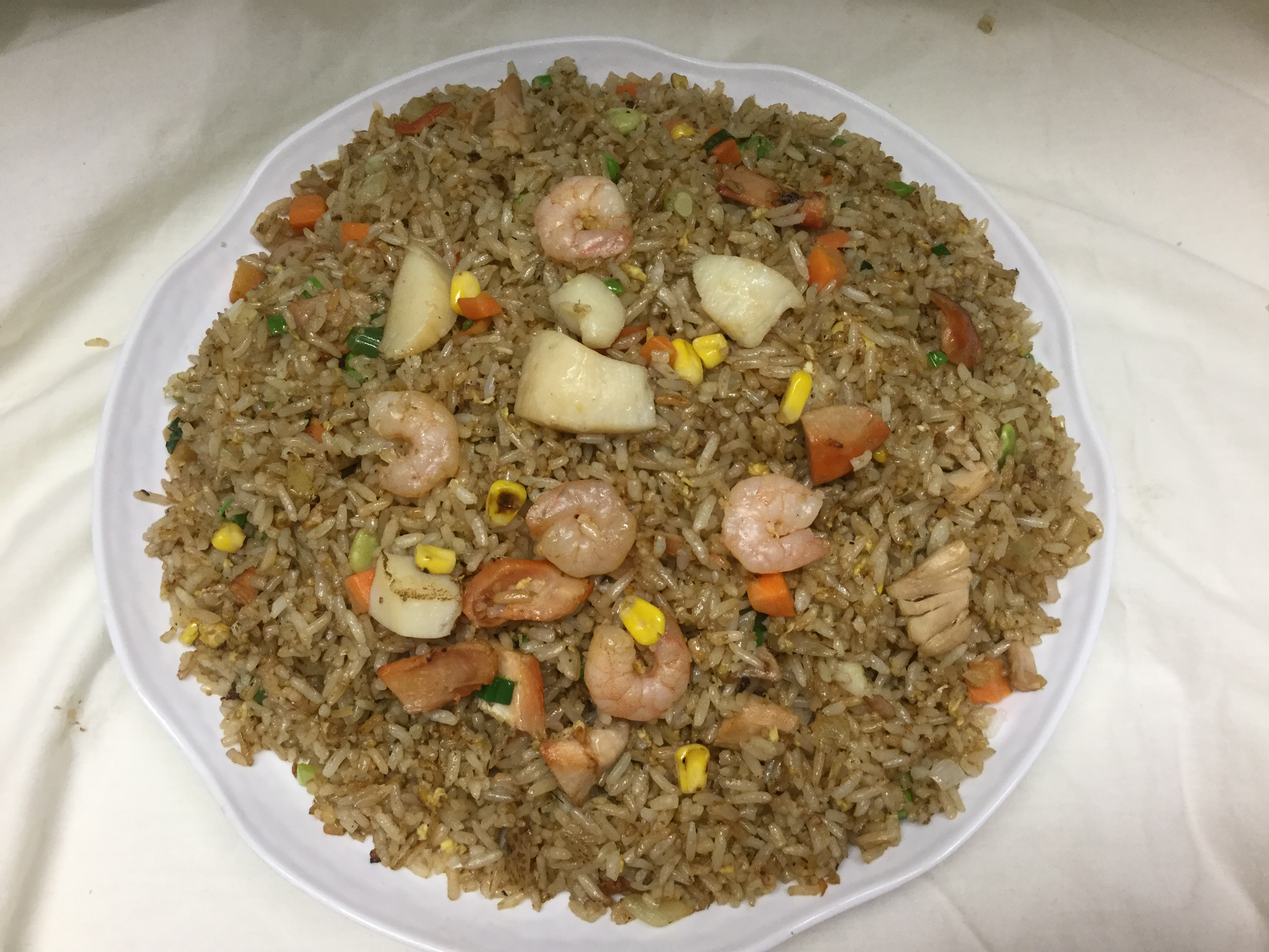 fine taste special fried rice