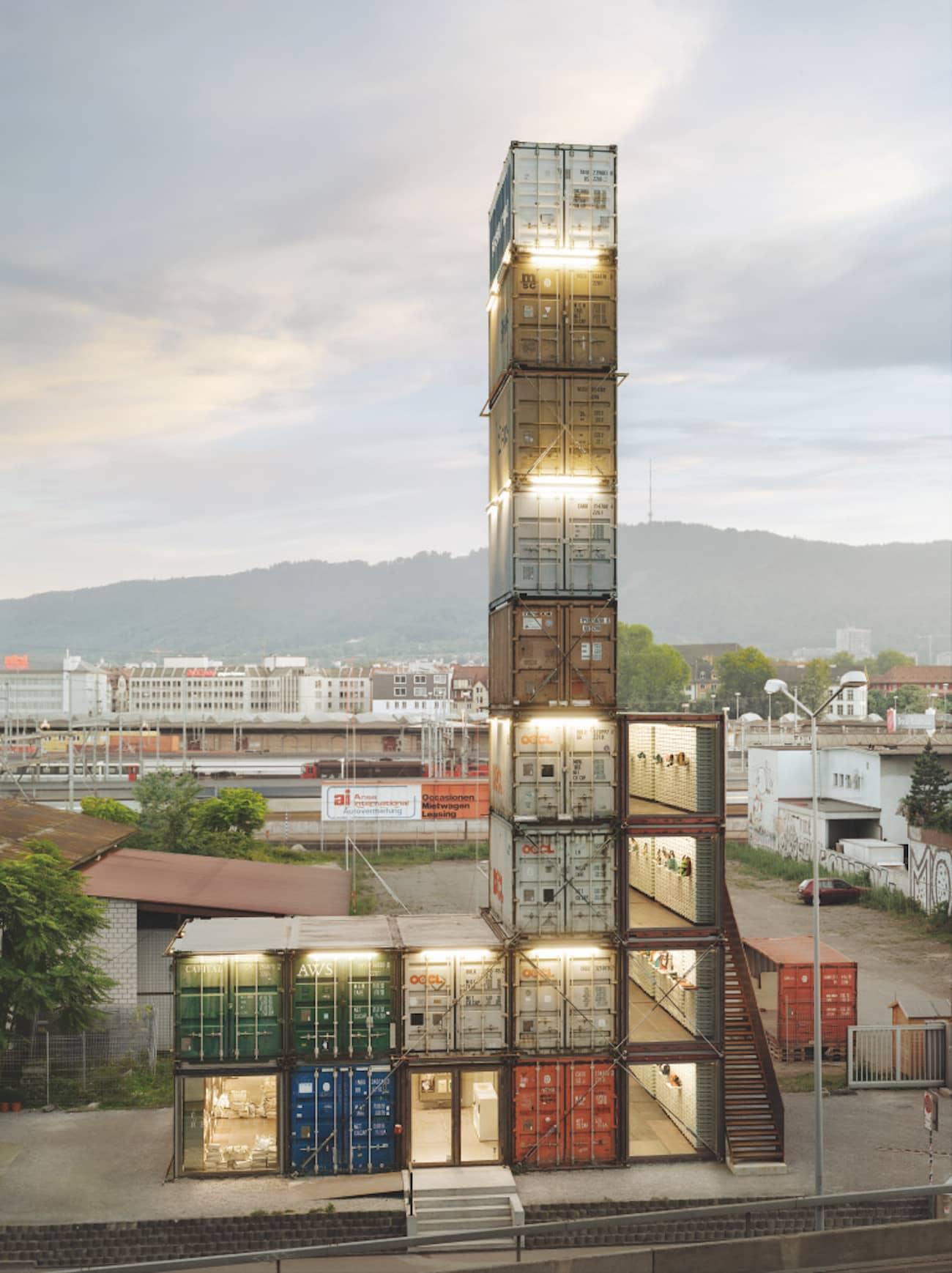 Zurigo - I negozi più strani del mondo