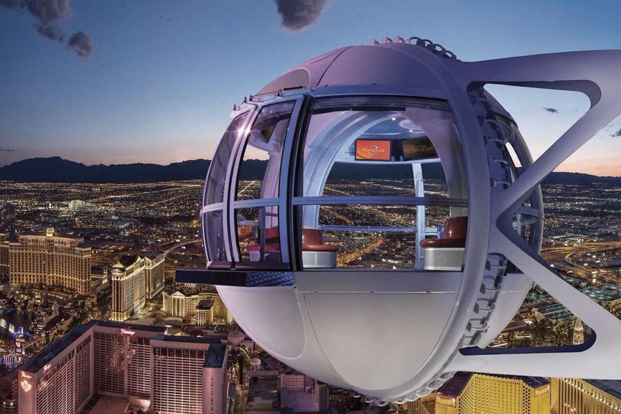 sposarsi a Las Vegas The Linq