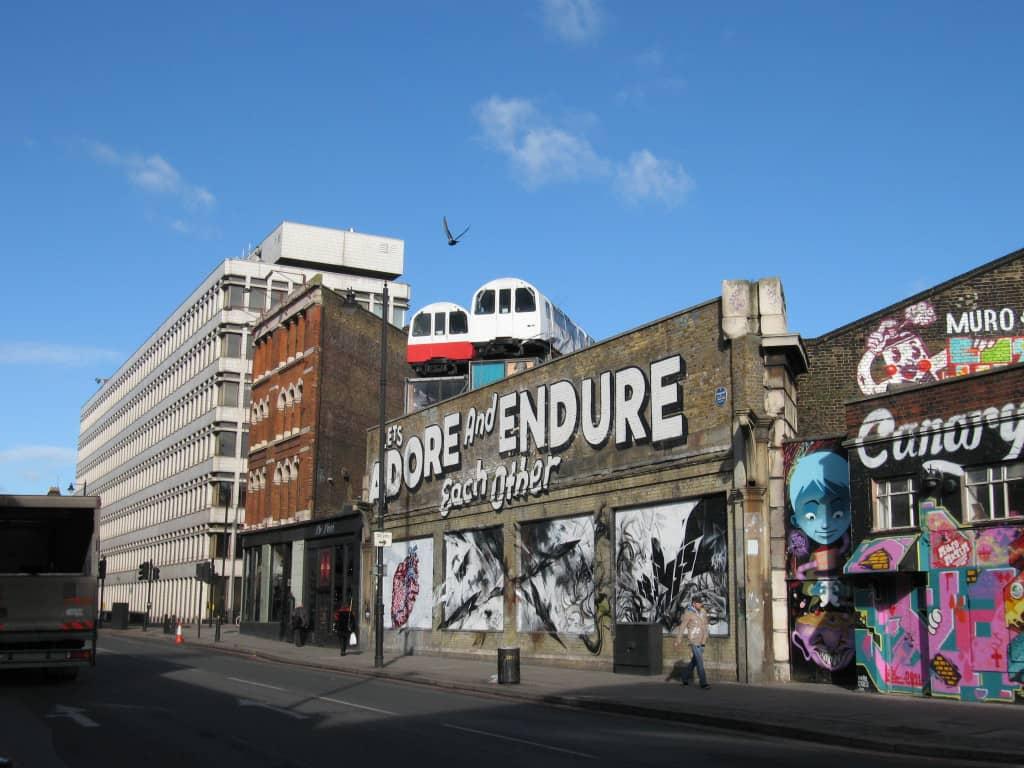 Street Art: le città diventano opere d'arte