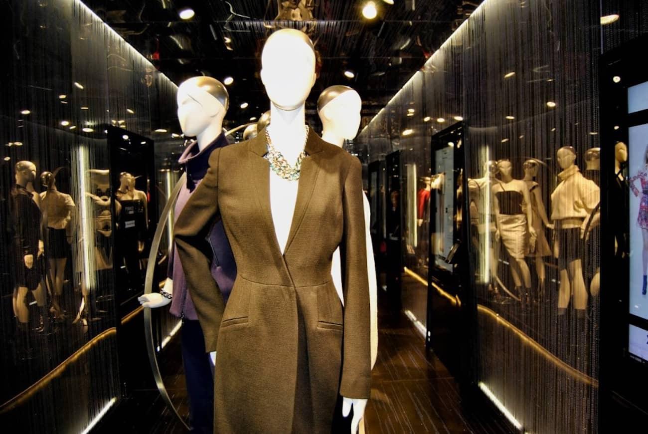 Milano Hybrid Shop Pinko - I negozi più strani del mondo