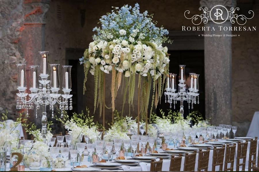 Luxury wedding Roberta Torresan