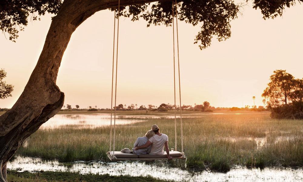 viaggio di nozze ad Aprile Botswana