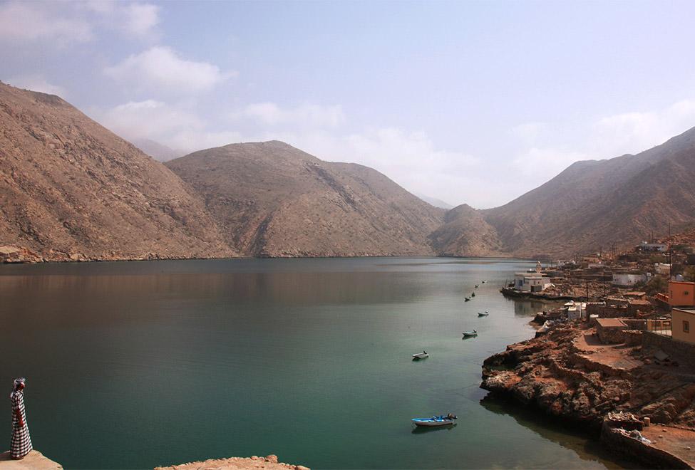 viaggio di nozze in Oman