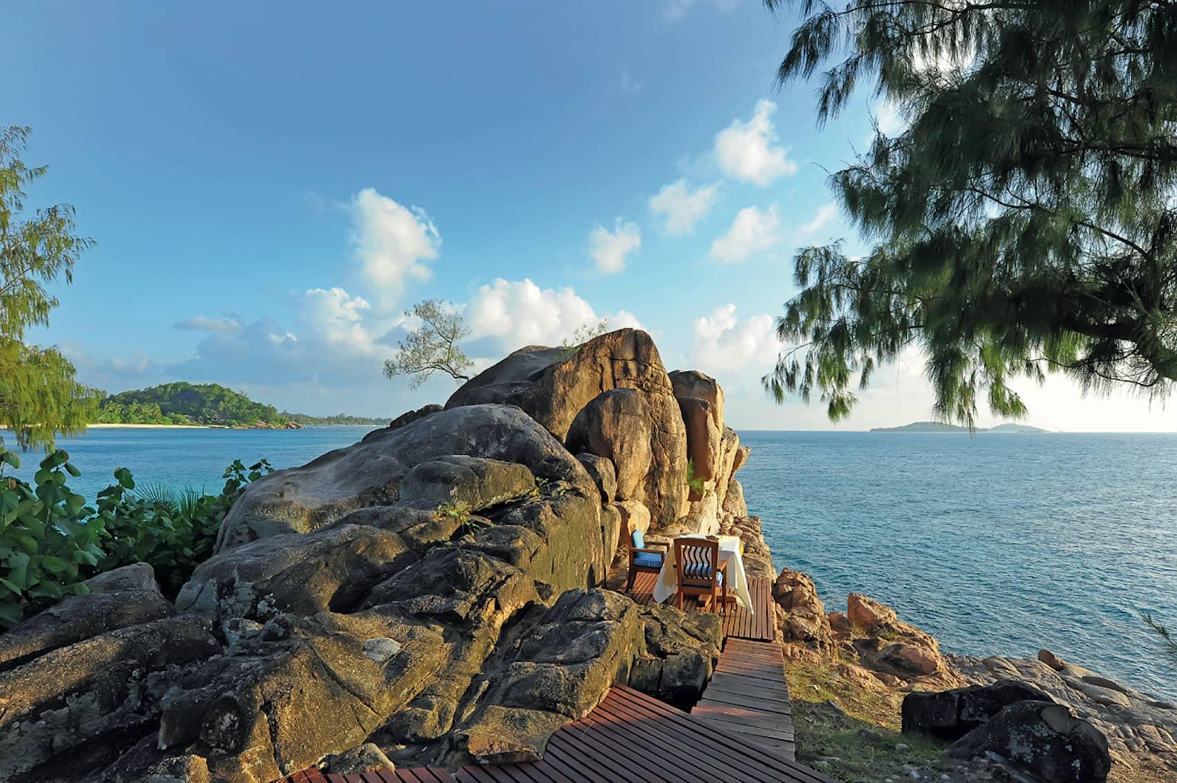 Cena romantica Seychelles - Esperienze uniche viaggio di nozze