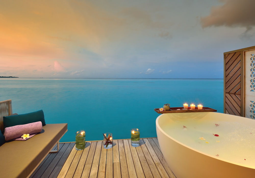 Ozen By Atmosphere at Maadhoo all inclusive Maldive spa