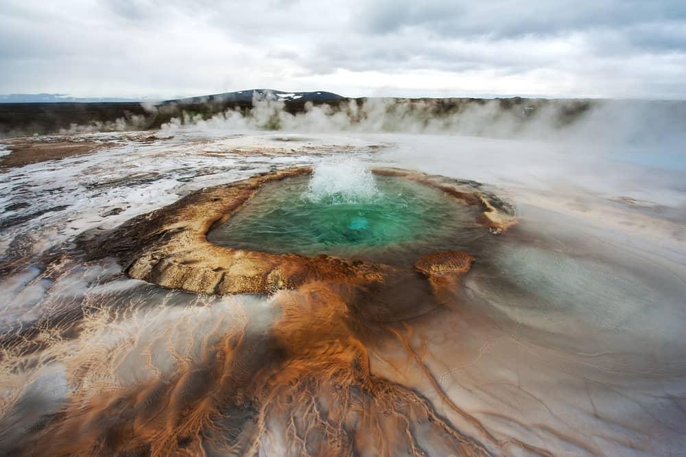 Hveravellir viaggio di nozze Islanda