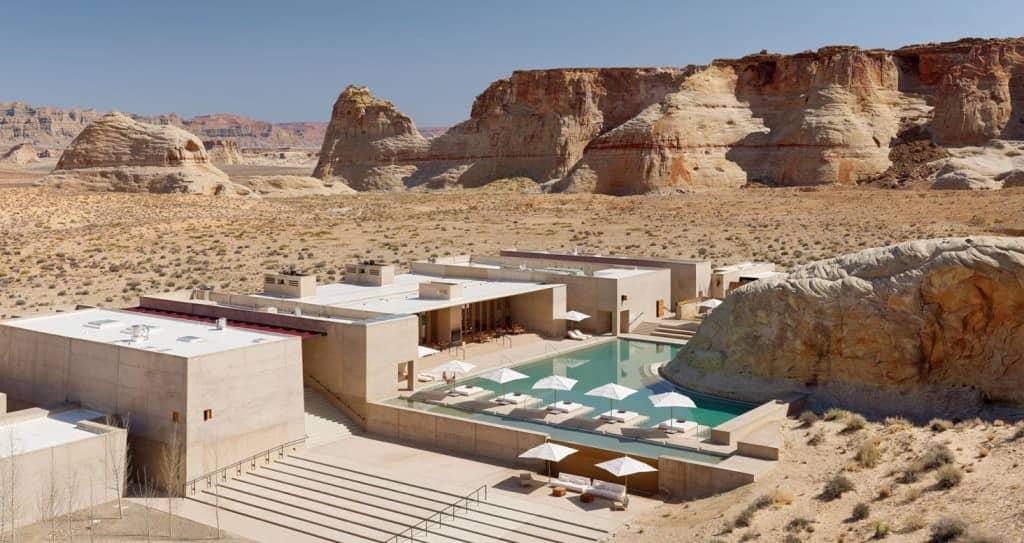 Le più belle suite all'aperto del mondo