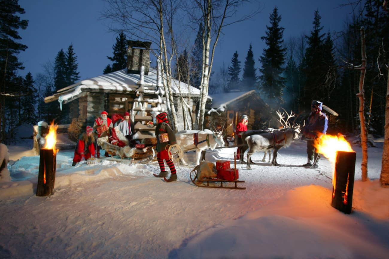 Mercatini di natale in Finlandia