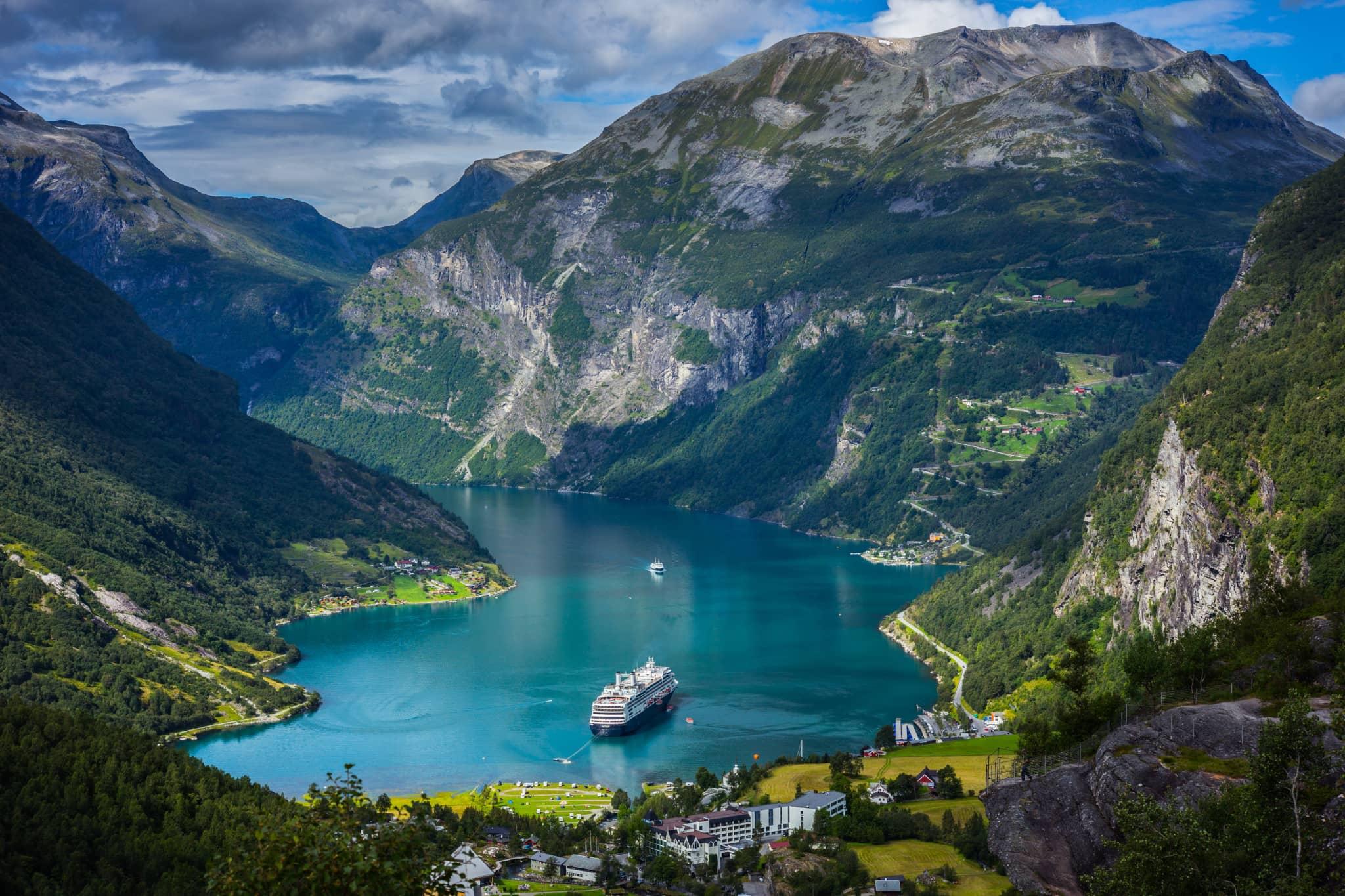 Viaggio di nozze Agosto Norvegia crociera Hutigruten