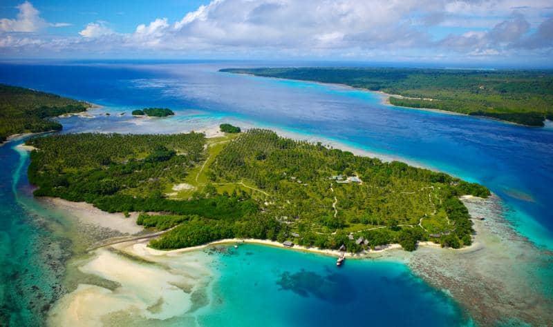 Vanatu - isola dove vivere