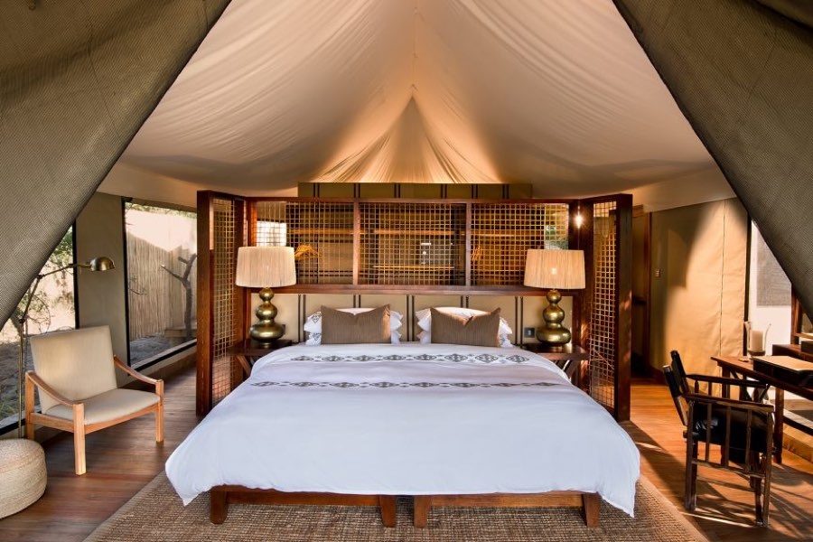 Galamping in Sudafrica And Beyond Nxabega resort