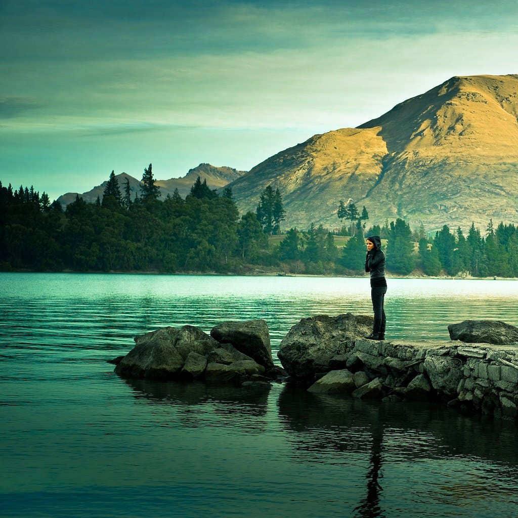 Nuova Zelanda - isola dove vivere