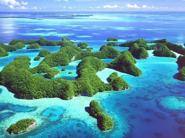 Palau - isola dove vivere