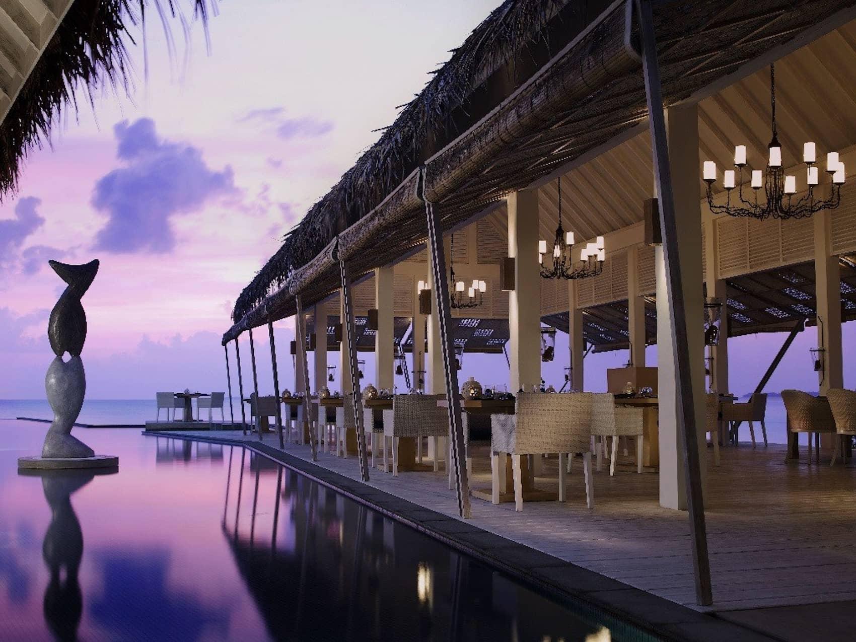 Four Seasons - Viaggio di nozze alle Maldive