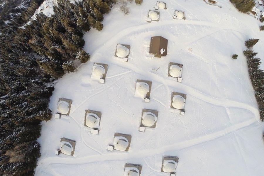 White Pod Resort Svizzera