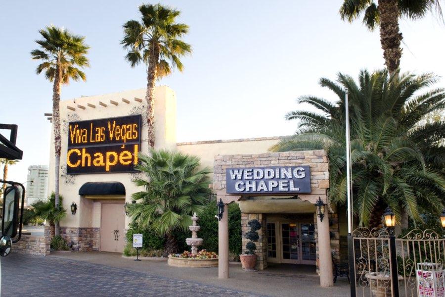 sposarsi a las vegas a viva las vegas chapel