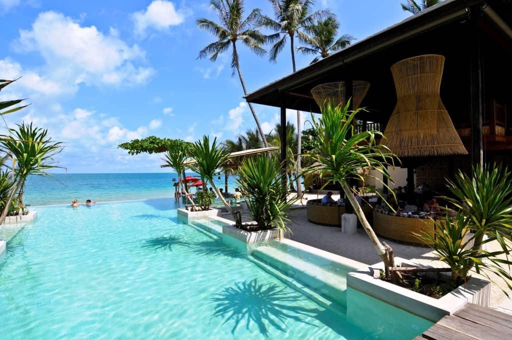 Anantara Rasananda – Viaggio di nozze Koh Phangan Resort