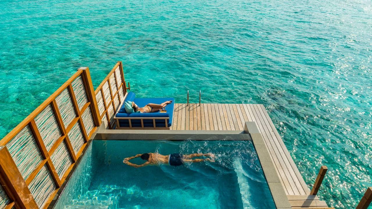Viaggio di nozze alle Maldive Four Season