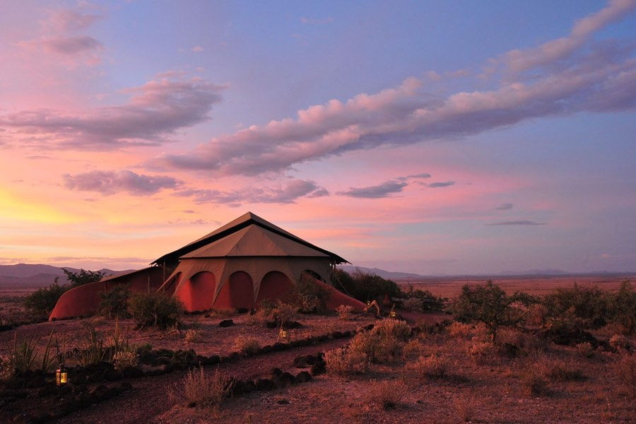 Safari di lusso in Tanzania Shu'Mata Camp