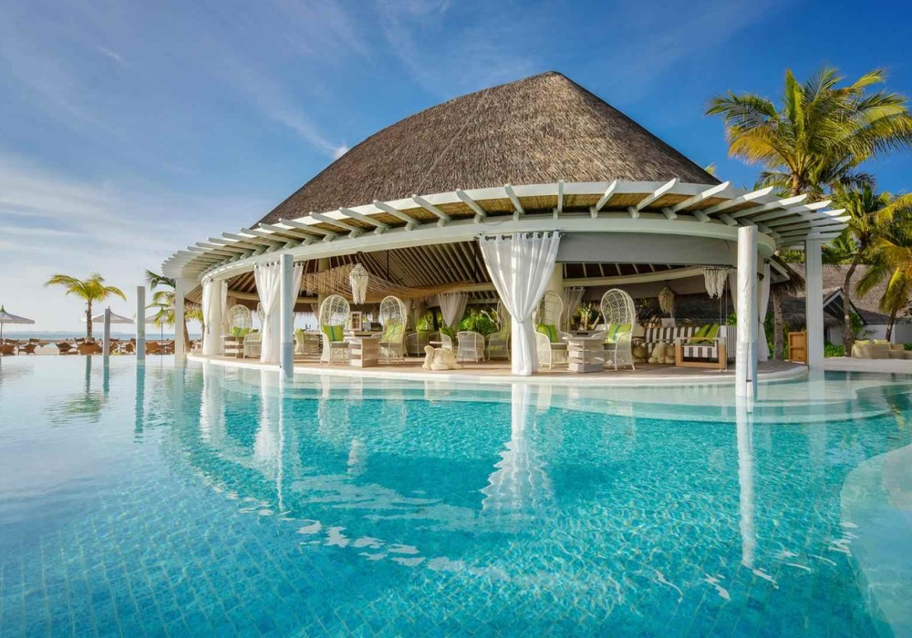 Luxury resort Maldive Kanuhura