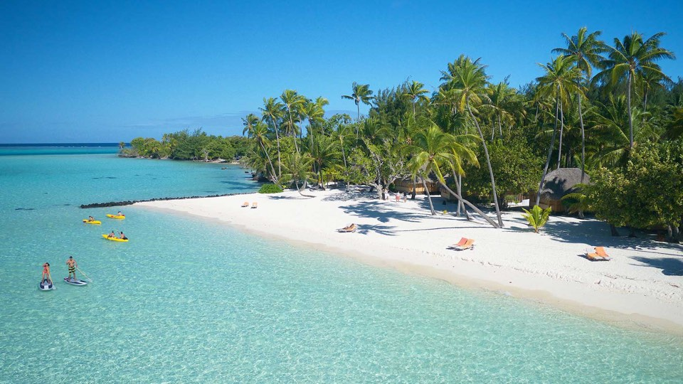 Pearl Beach Resort - Bora Bora - Viaggio di nozze in Polinesia