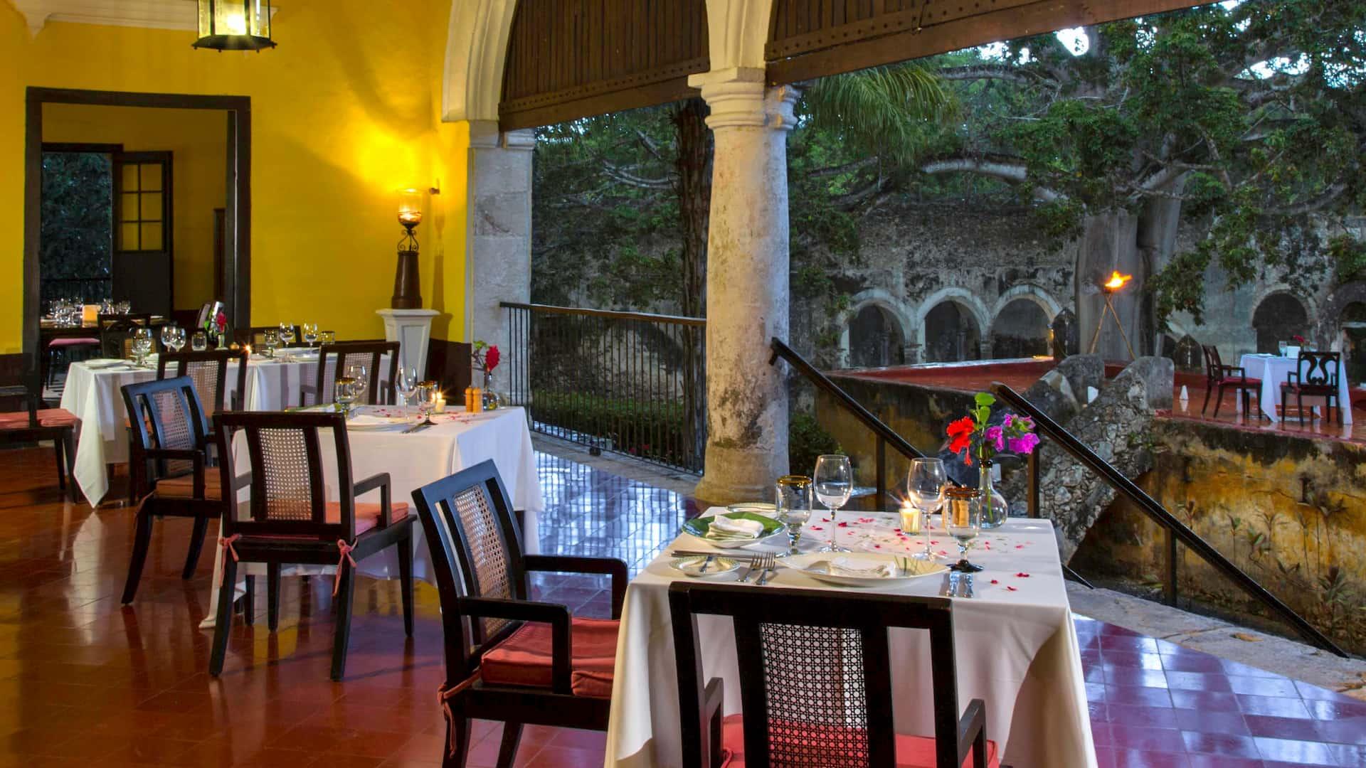Hacienda Uayamon - Viaggio di nozze in Messico