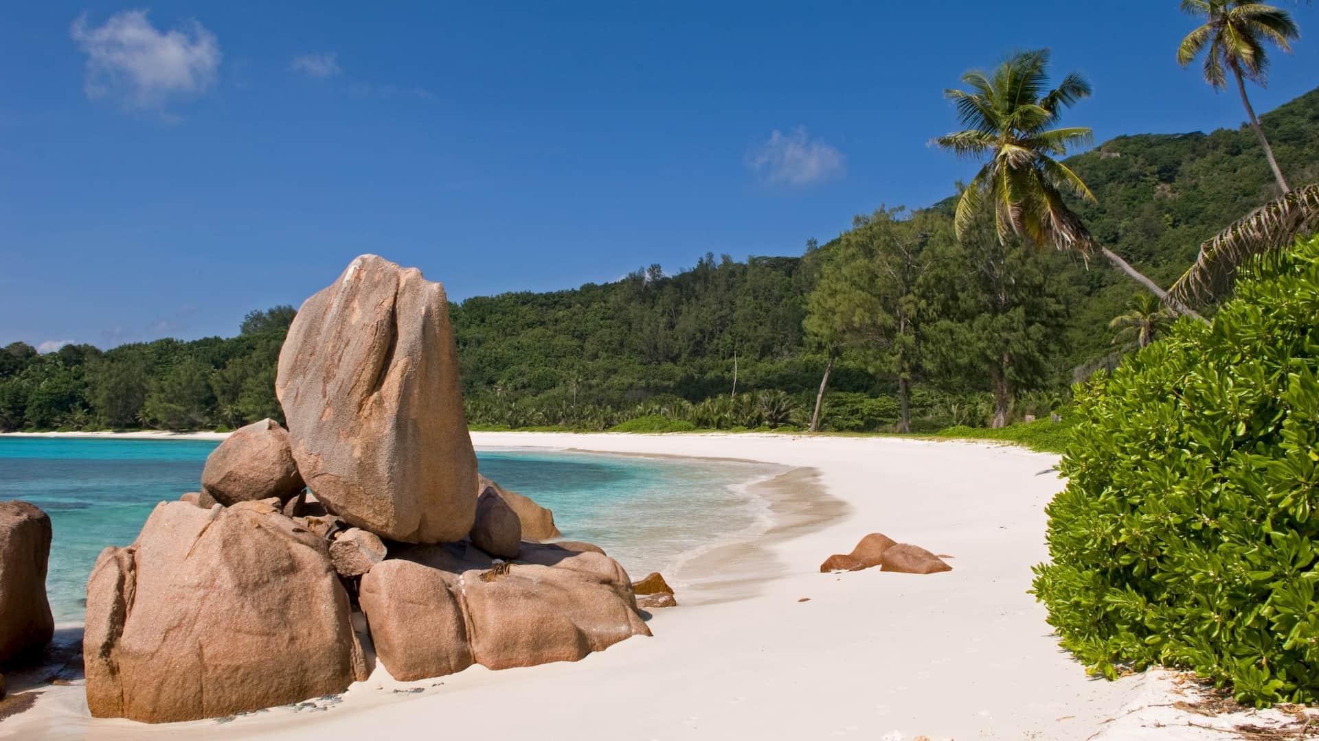 Sposarsi alle Seychelles Le Domaine de l'Orangerie